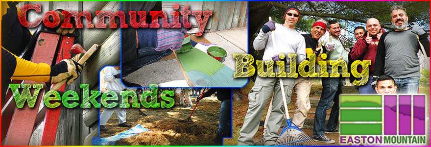 Community Building Weekend