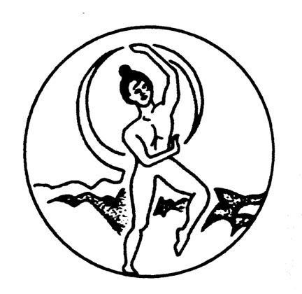 Drawing of Man Dancing