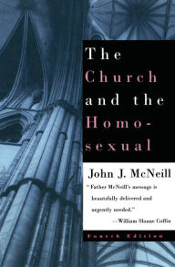 Book Cpver The Church and the Homosexual