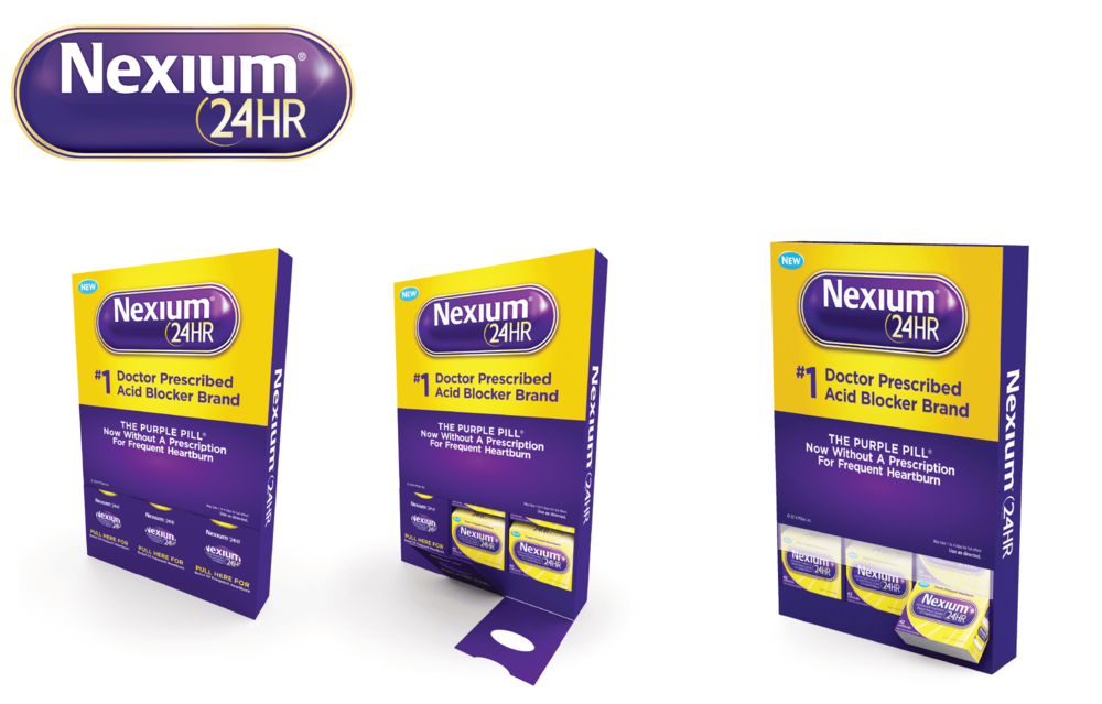 NEXIUM 24HR LAUNCH