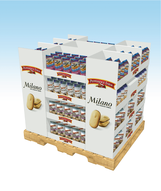 Pepperidge Farms Milano Cookie Pallet
