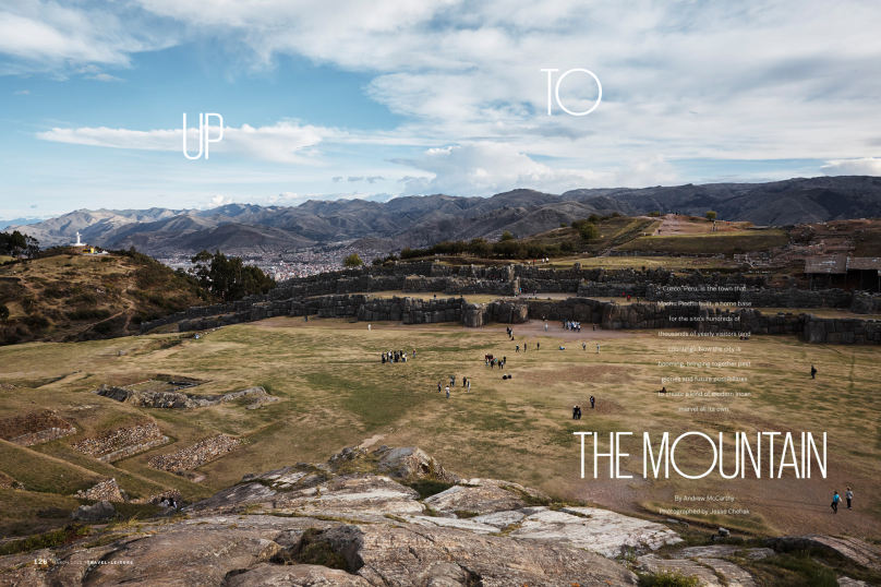 Up to the Mountain - Travel + Leisure