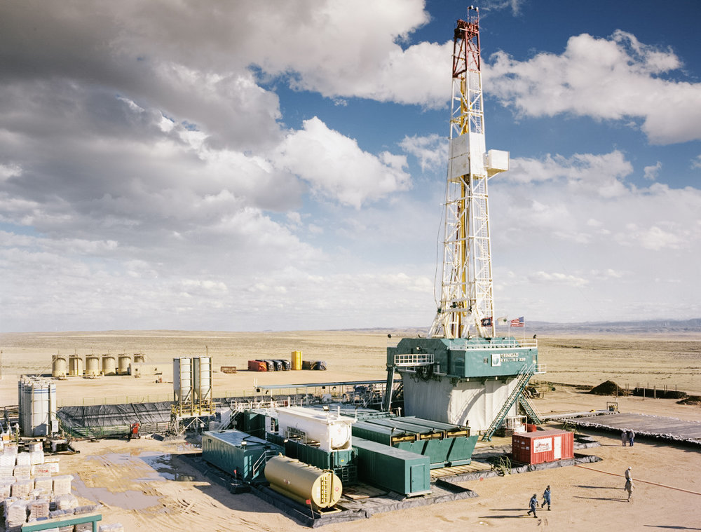 Powder River Oil Plays - Bloomberg