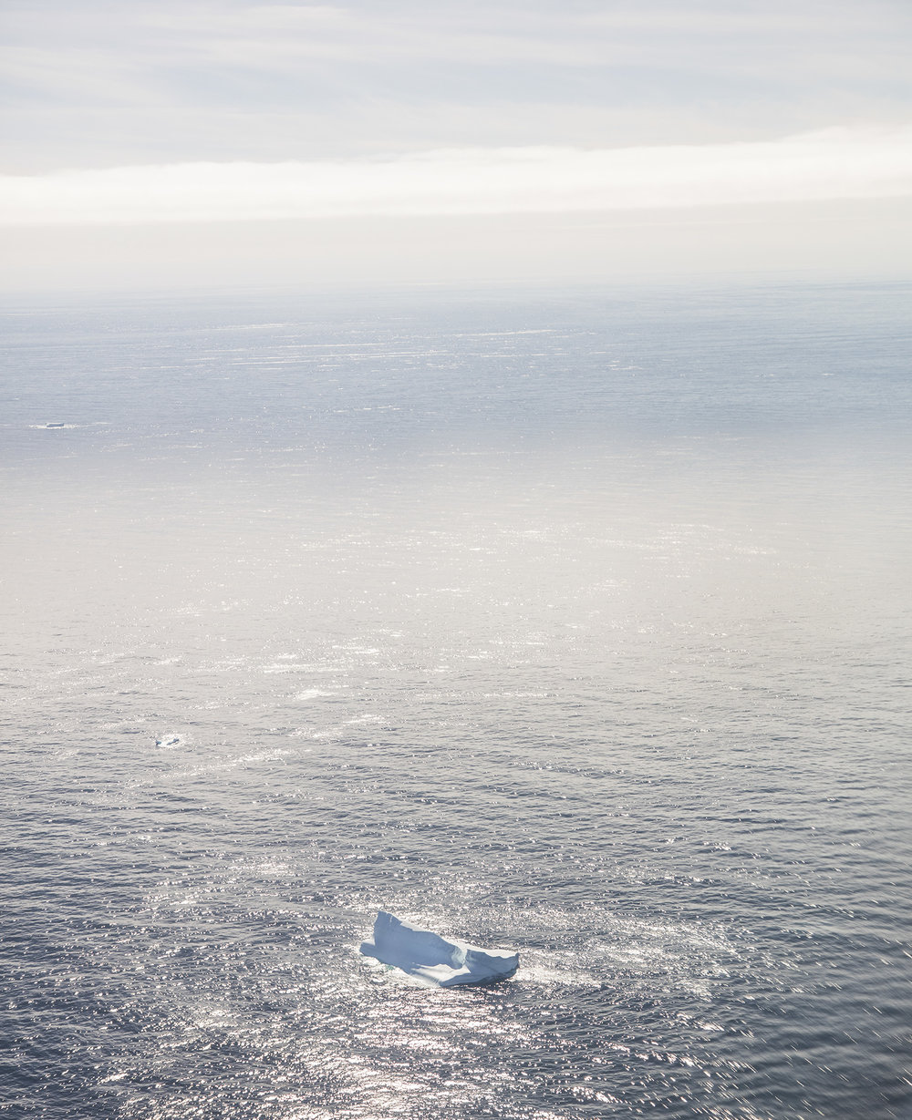 International Ice Patrol - This story chronicles a 9-hour operation over the North Atlantic and Arctic as they survey the great circle shipping lanes. Their mission is primarily to spot, identify, catalog, and alert traveling sea craft of icebergs that pose a potential threat. It was founded by 17 countries in reaction to the sinking of the Titanic (1914) and is operated by the US Coast Guard. There been not one major accident involving ice ever since.  One that day, they logged 1,524 drifting icebergs. Commissioned by Monocle MagazineWriter: Tomos LewisLink to story