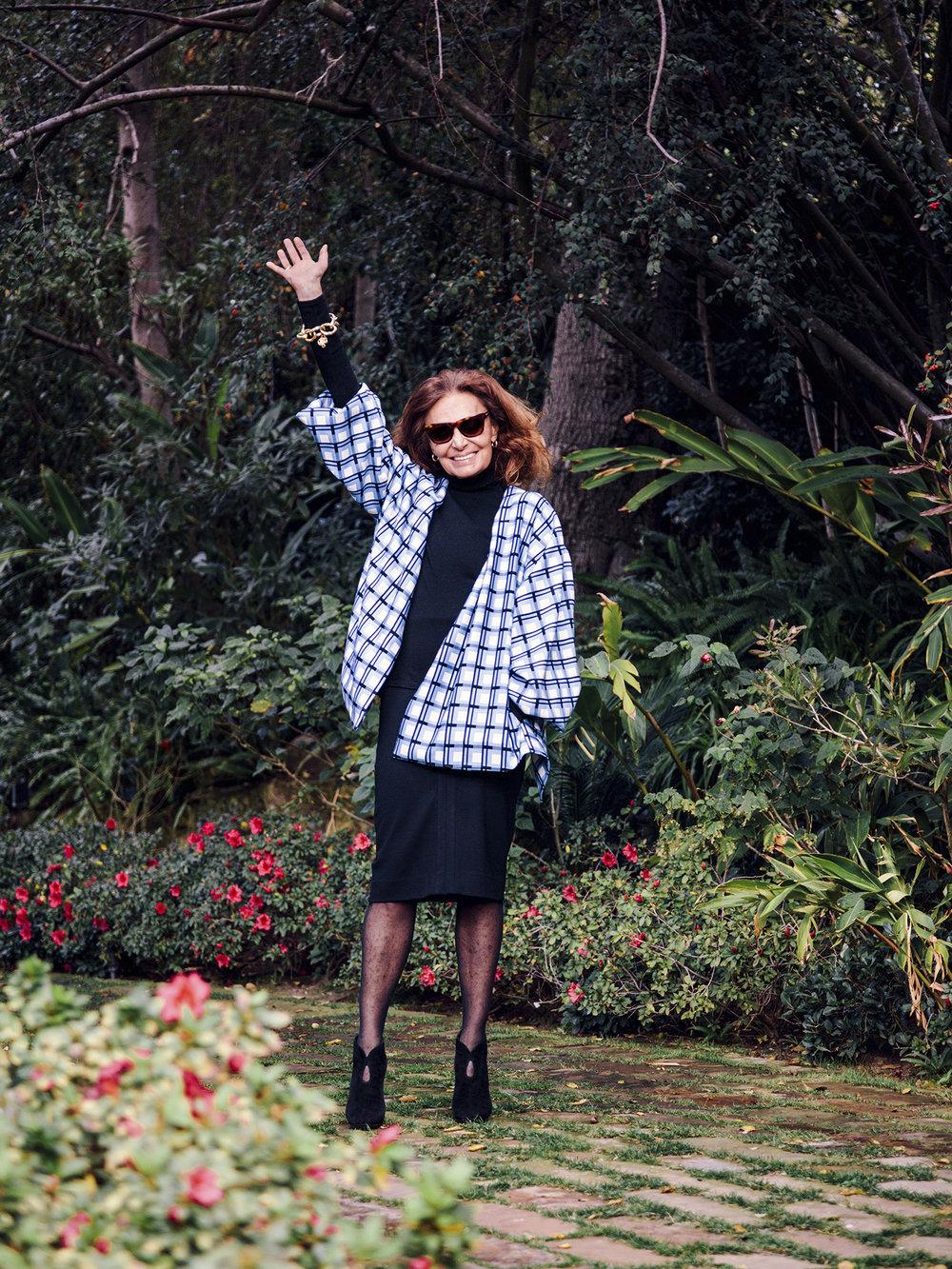 Diane Von Furstenberg - WSJ. Magazine