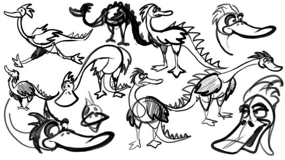 Dino Duck