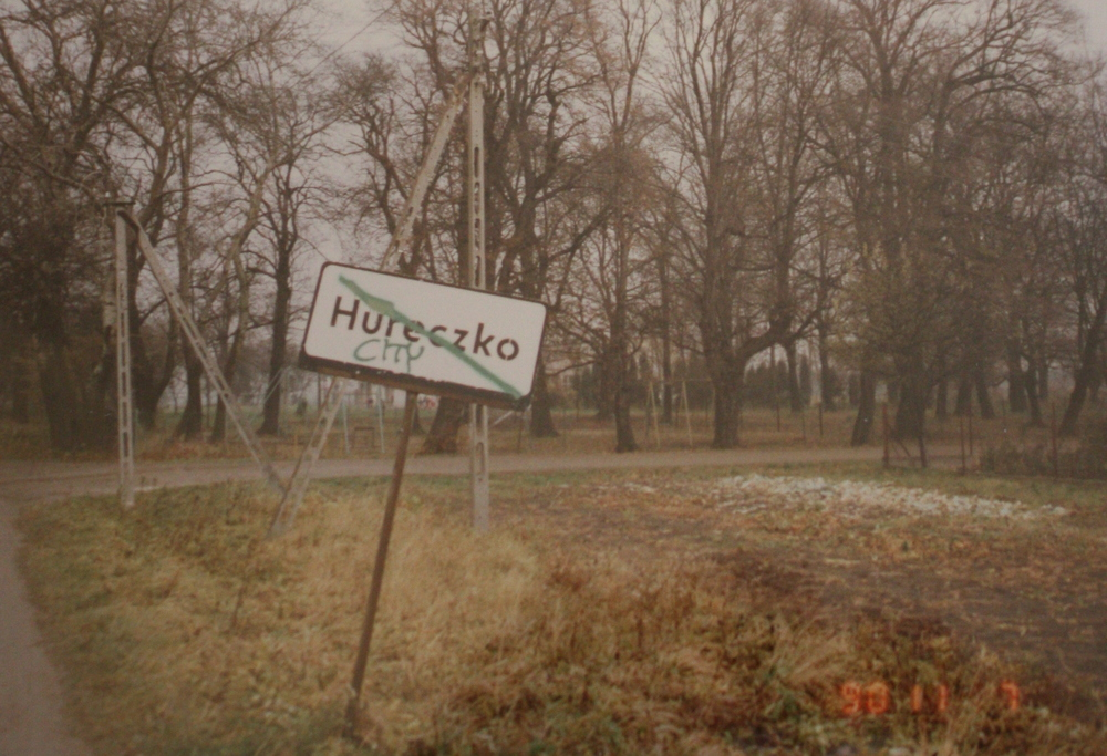 Hureczko - the town where the Kulawicz farm was located