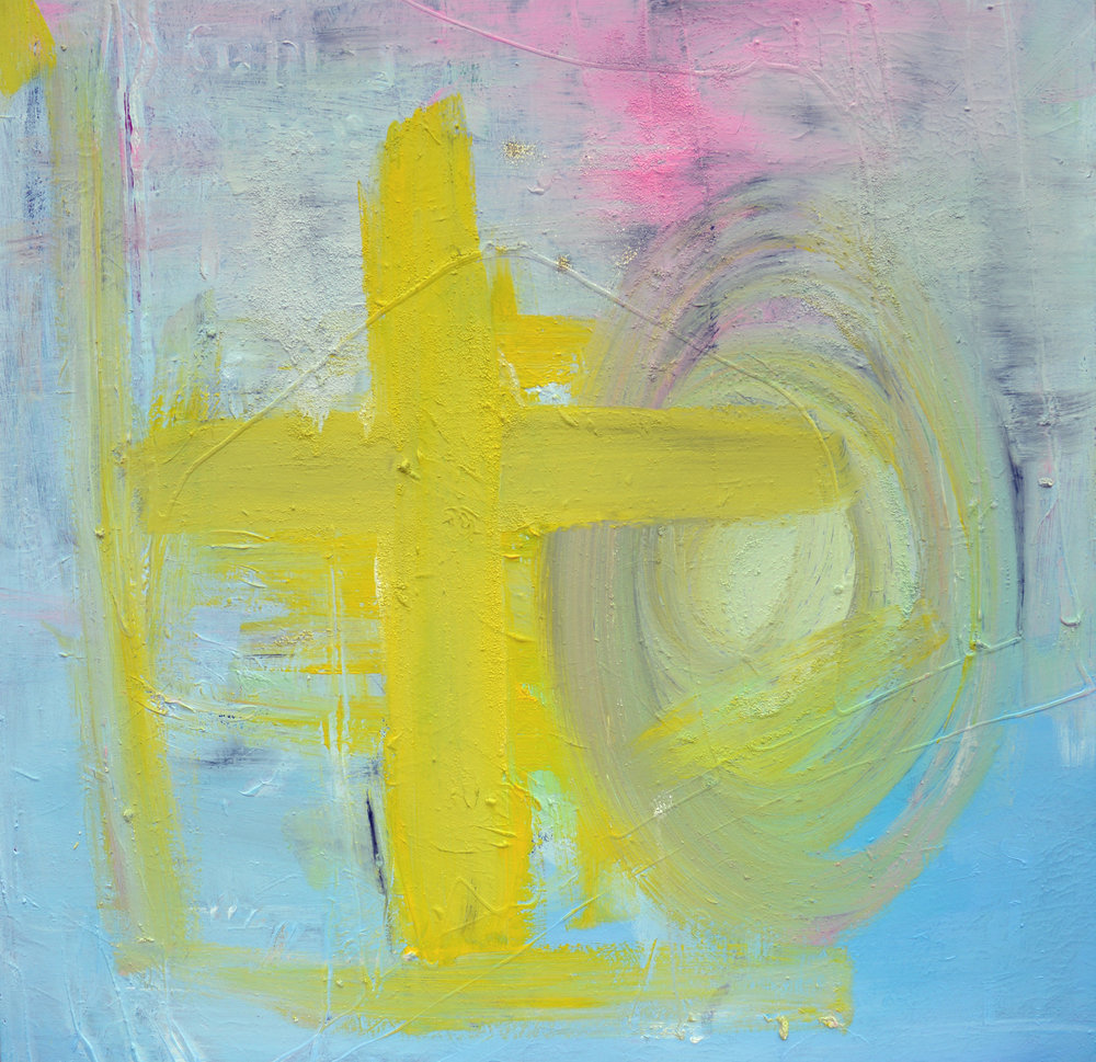 "Work of Genius series ""Yellow 3"""