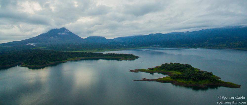 Arenal Lake & Volcano
