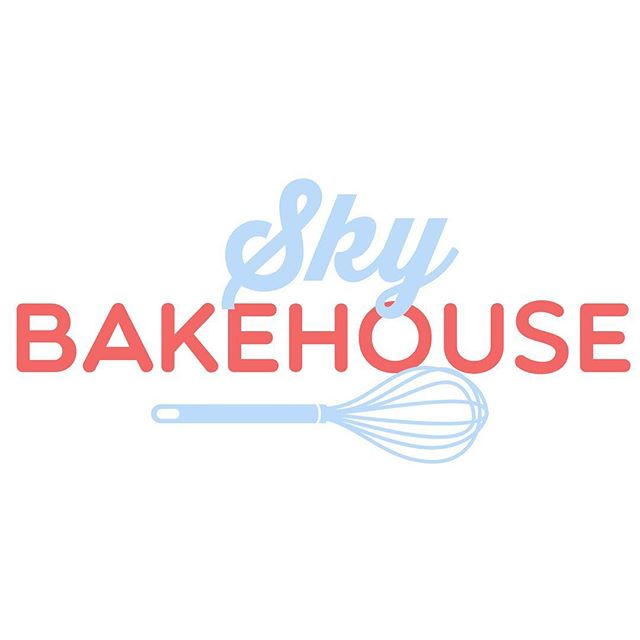 What do you think of the rebrand?! Follow and tag your friends to let them know and I'll choose someone at random to win a batch of our special individually wrapped brownies! (London only). #shopsmall #supportsmallbusiness #shoplocal #cake #london #skybakehouse #rebranding #design #brownies #baking #homemade