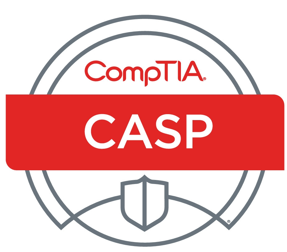 CASP Training with Exam Voucher and an Exam Pass Guarantee