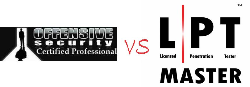 OSCP vs LPT (Master)