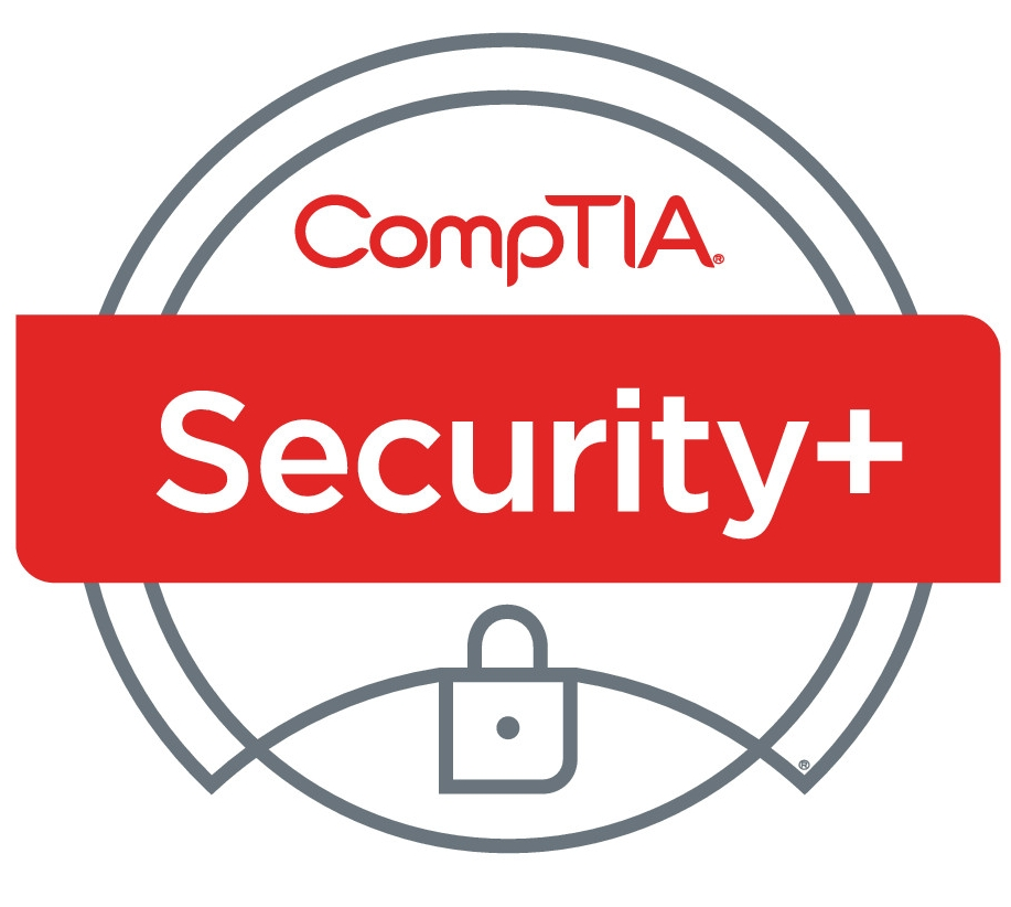 The Security+ certification is a great step towards a cybersecurity career