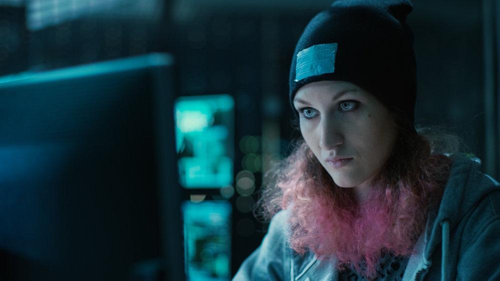 Female Hacker