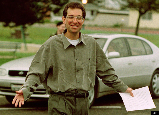 Kevin Mitnick circa 1992.  Source:    Huffington Post
