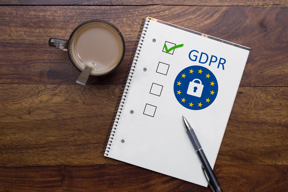 GDPR Compliance is supposed to be achieved by May 25, 2018
