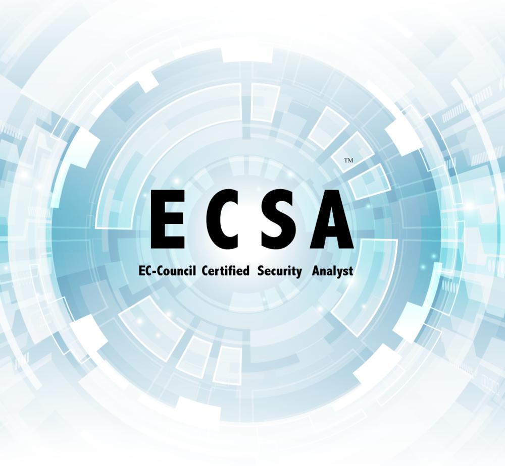 ECSA Certification