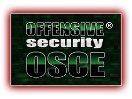 OSCE Certification
