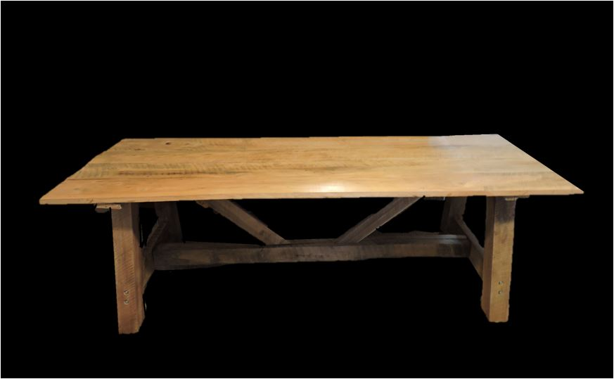 Style for Reclaimed Farm Table Kit
