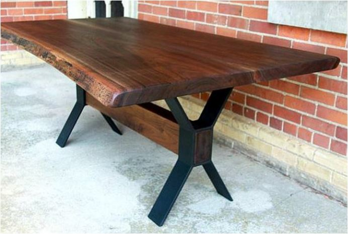 Live Edge Furniture Is One Of A Kind Because Each Piece Embraces The Natural  Beauty And Unique Features Of The Specific Wood Used.