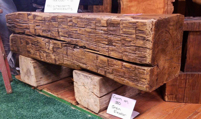 Reclaimed Lumber- Reclaimed Barns and Beams LLC