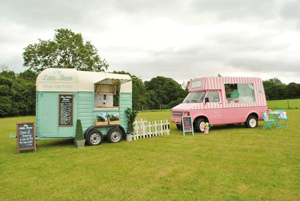 The Little Brew & Poppy's Vintage Ices