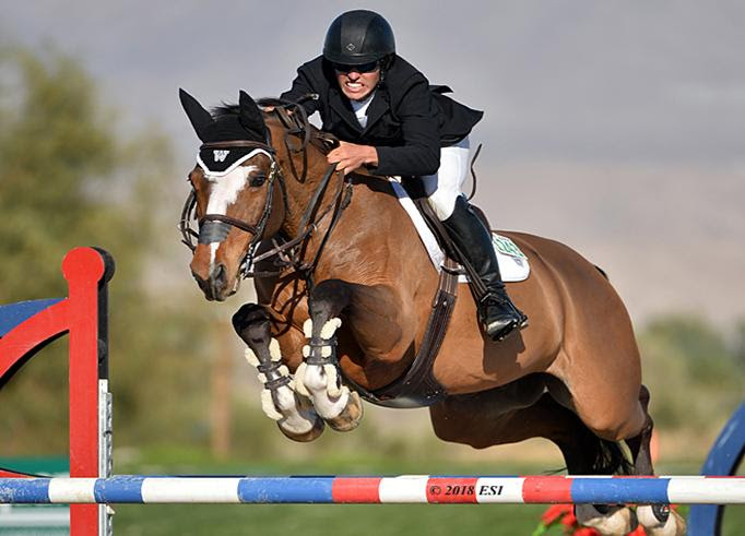 Shawn Casady and Valinski S Win $30,000 SmartPak Open Prix -