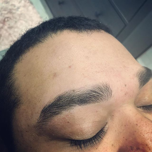 Ladies, get your man to get his brows cleaned up!!! #lashatl #lashtiptuesday #eyelashextensionsatlanta #lashtrainingatl #lashtrainingatl #lashtraining #eyelashextensions #eyelashatl #atllashes #lashjohnscreek #salonloftjohnscreek #salonlofts #lashatlanta #johnscreeksalon #eyelashatlanta #lashtrainingatlanta #waterprooflashes #NaturallyLashed #lashextensionsatl #eyelashextensionsatl  #manbrows #browsformen #browsatl #browsjohnscreek #browcleanup #browwaxatl