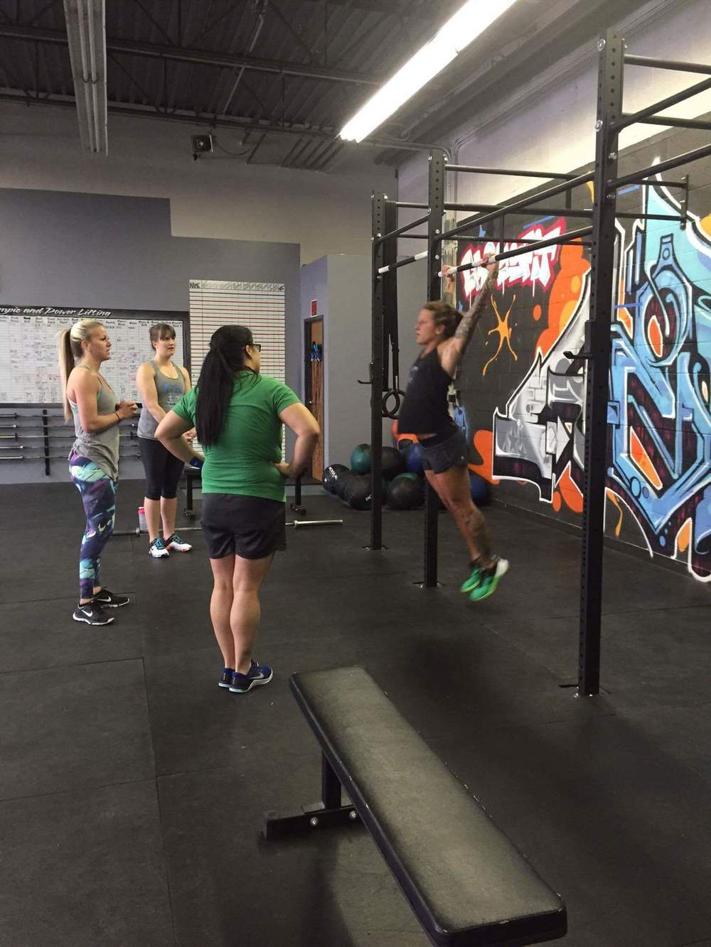 What We Offer — Crossfit Aether