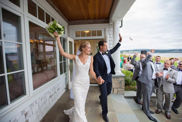 Simple Yet Elegant On The Beach Wedding