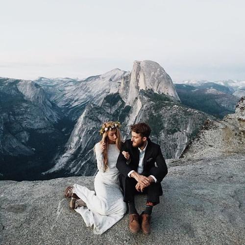 Magical Mountain Elopements | B&E Lucky in Love Blog