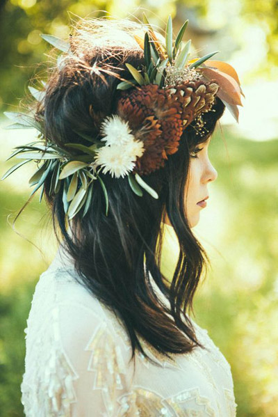 Flower Crowns are Back and More Beautiful Then Ever | B&E Luck in Love Blog