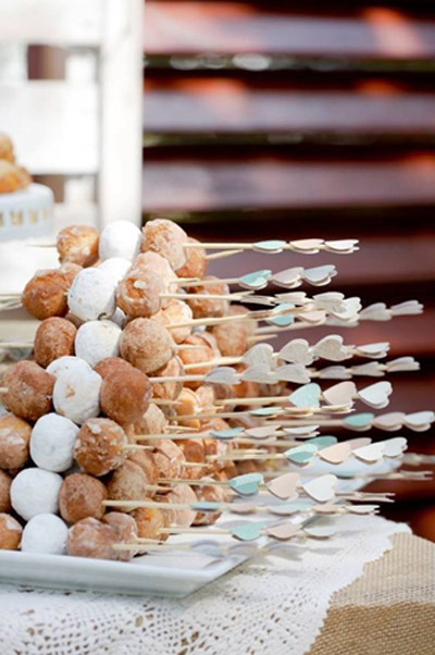 Delectable Dessert Display Ideas for Your Wedding | B&E Lucky In Love Blog