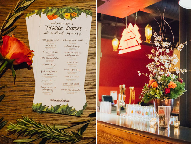 Weddings in Woodinville Redhook Brewery | Sweet Pea Events | Laurel McConnell Photography