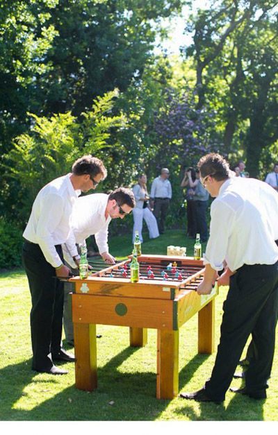 Fun Wedding Games For Your Guests - B&E Lucky in Love Blog