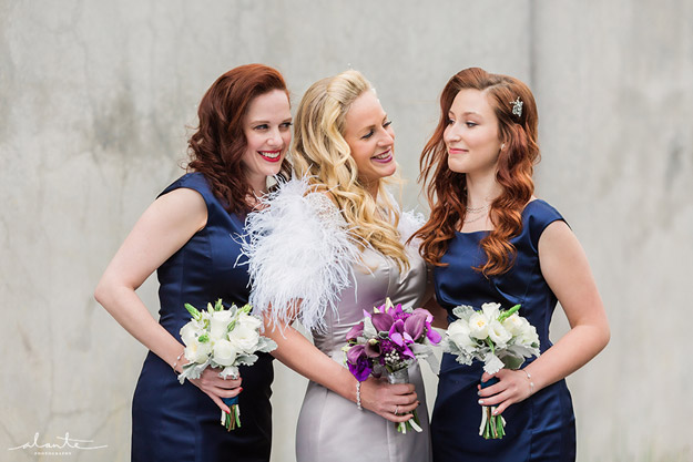 Gattaca Inspired Winery Wedding from Pink Blossom Events featuring Alante Photography