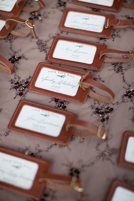 Seating Chart Ideas from B&E Lucky in Love Wedding Blog