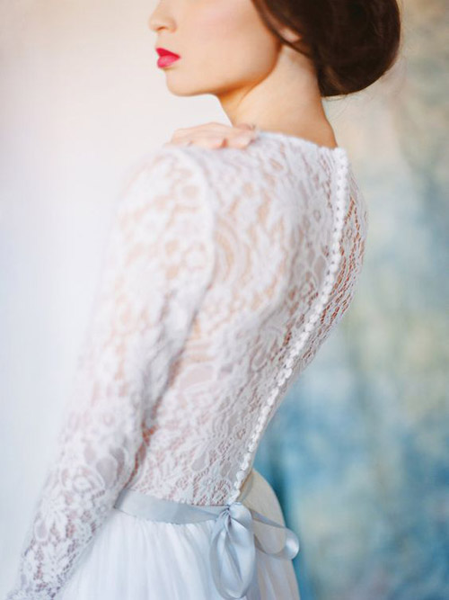 Wedding Gowns For Winter Brides That We Love | B&E Lucky in Love Blog