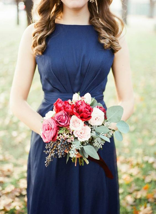 Fourth of July Patriotic Wedding Inspiration | B&E Lucky in Love Blog