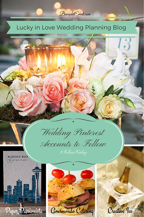 pinterest accounts to follow for wedding planning