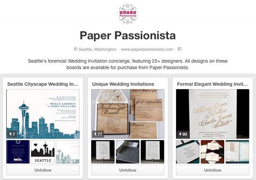 Paper Passionista