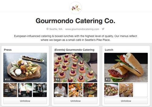 Gourmondo Catering Company