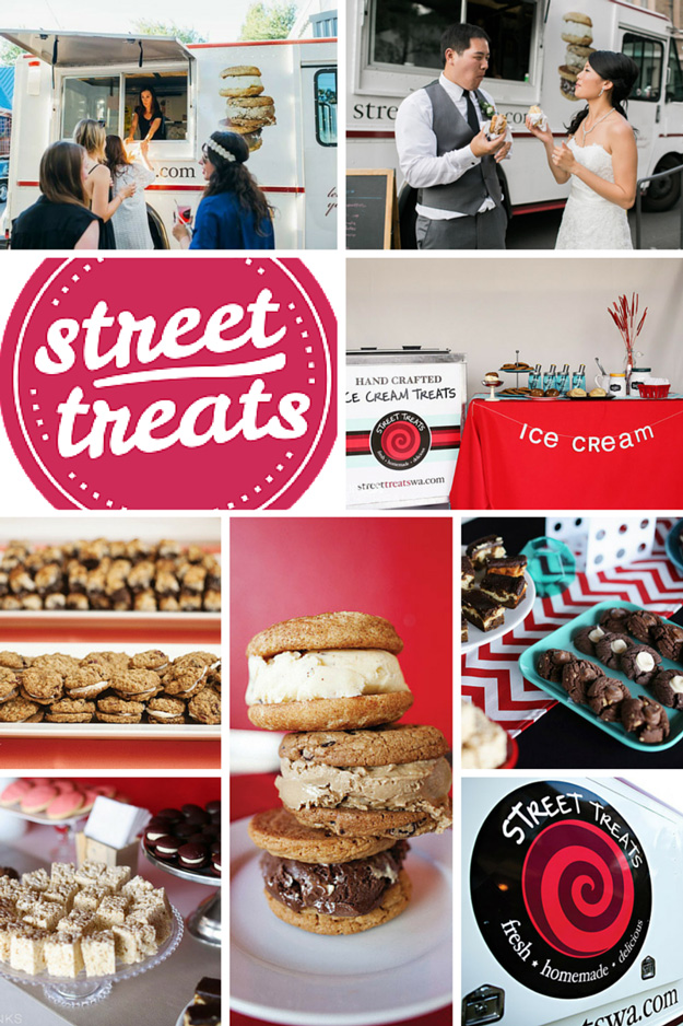 Street Treats Dessert Food Truck