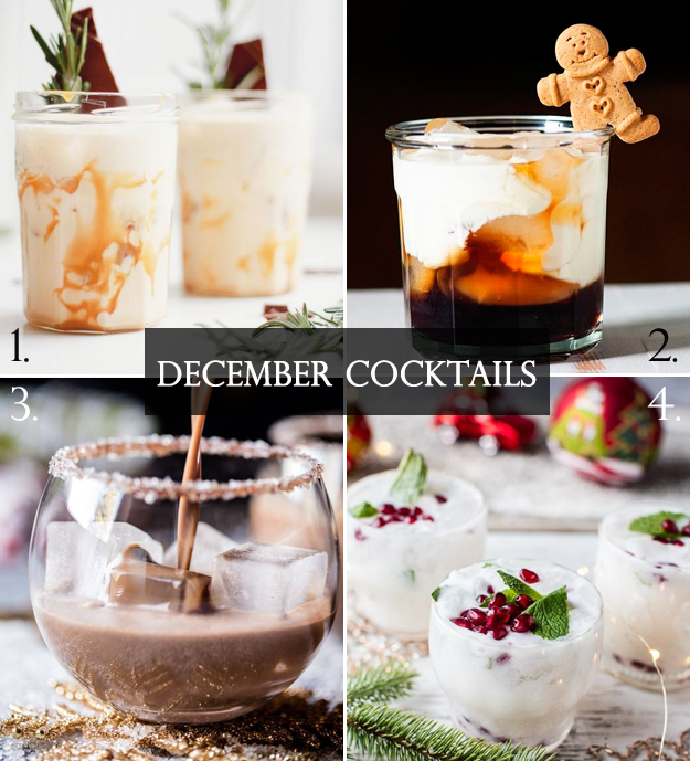 Baby It's Cold Outside, Delicious December Drinks | B&E Lucky in Love Blog