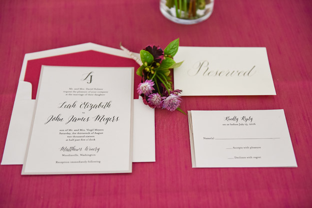 Real Wedding: Golden - By Event Success   B&E Lucky in Love Blog