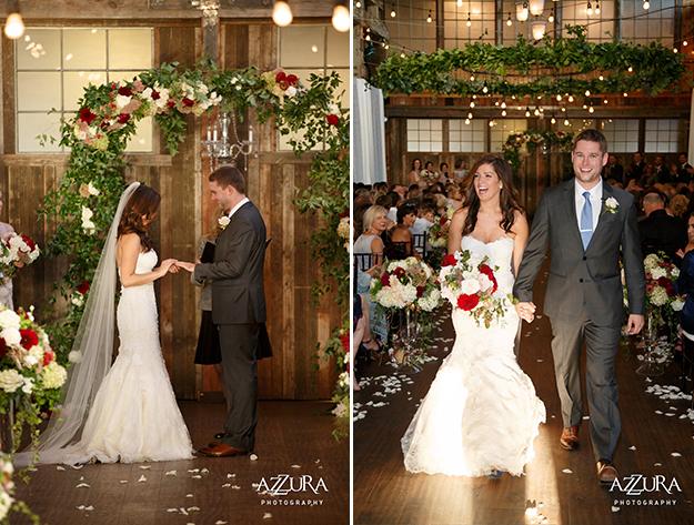 Real Wedding SoDo Park, Seattle | B&E Lucky in Love Blog