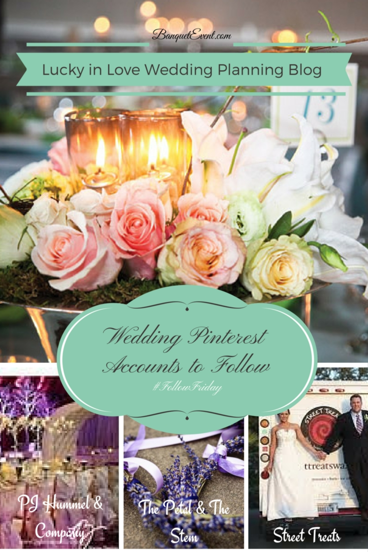wedding pinterest boards to follow