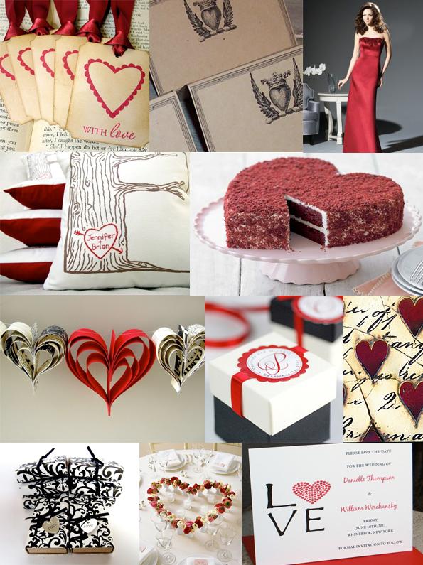 heart wedding valentines day