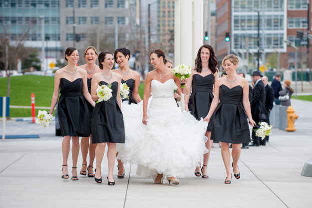 Seattle Ferry Wedding from Carol Harrold Photography