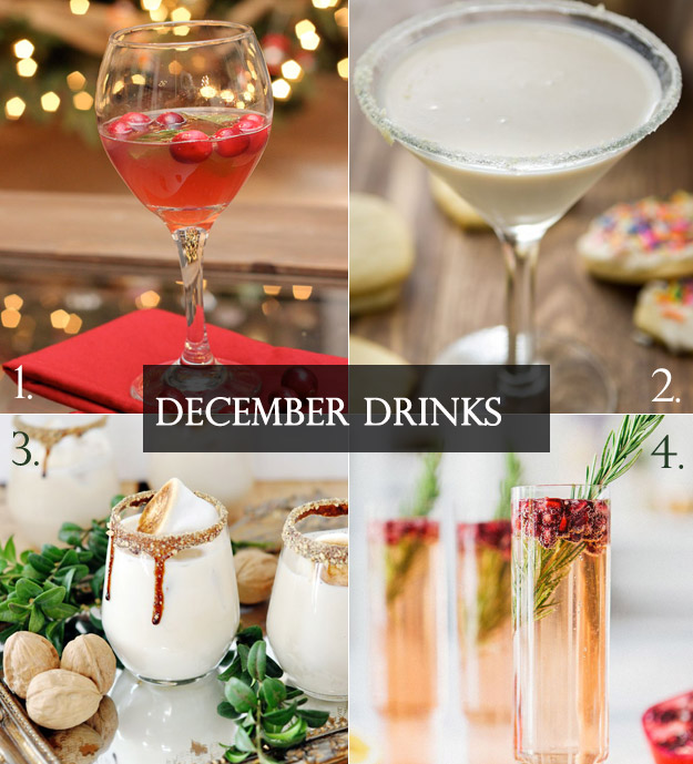 december drinks
